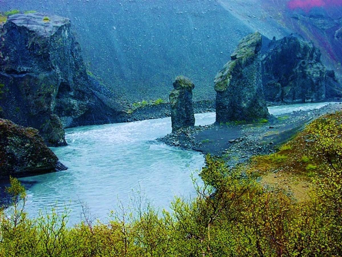 Jökulsárgljúfur National Park, Iceland