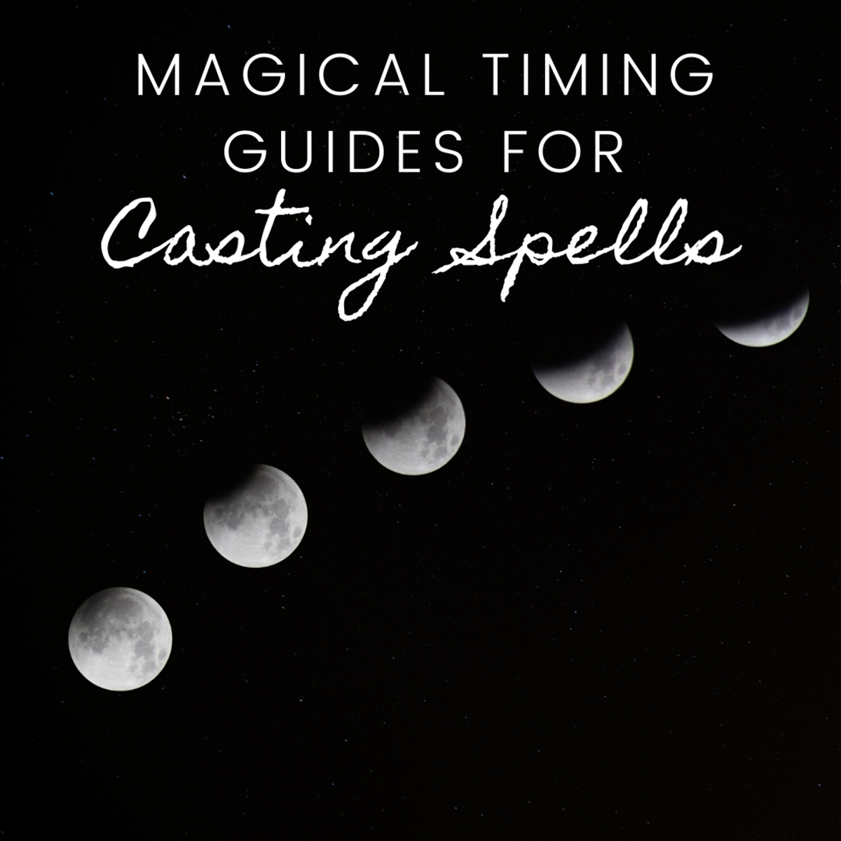 Magical Timing Guides for Casting Spells