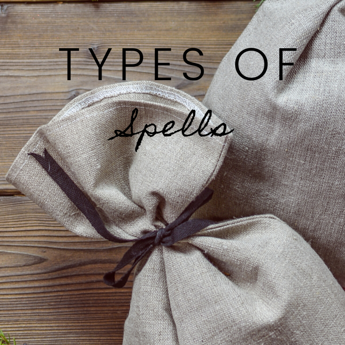Types of Spells
