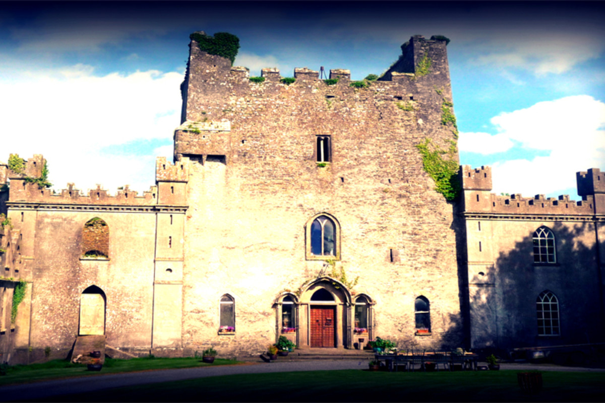 An Irish castle with a history of murder and betrayal, believed to be occupied by an especially dark presence known as 'The Elemental'.