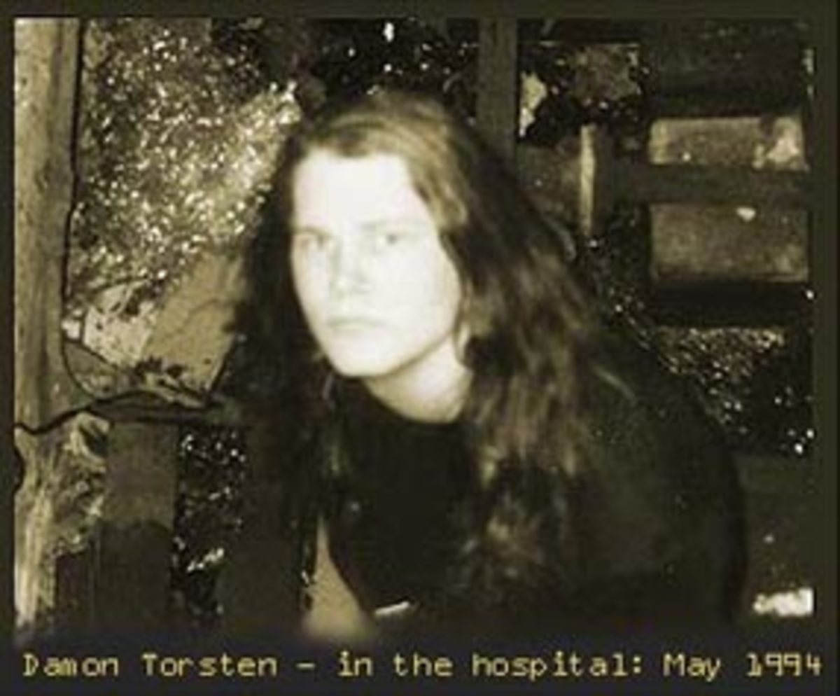 Damon Torsten and The Canadian Red Cross Hospital Taplow