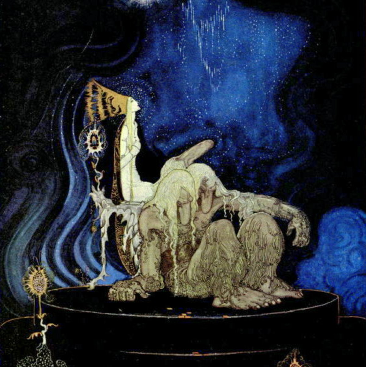 Illustration by Kay Nielsen
