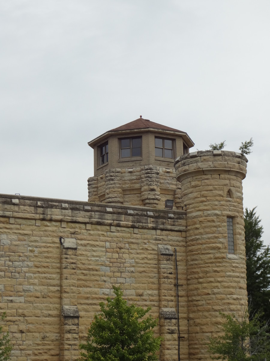 Joliet Prison-one of many guard towers