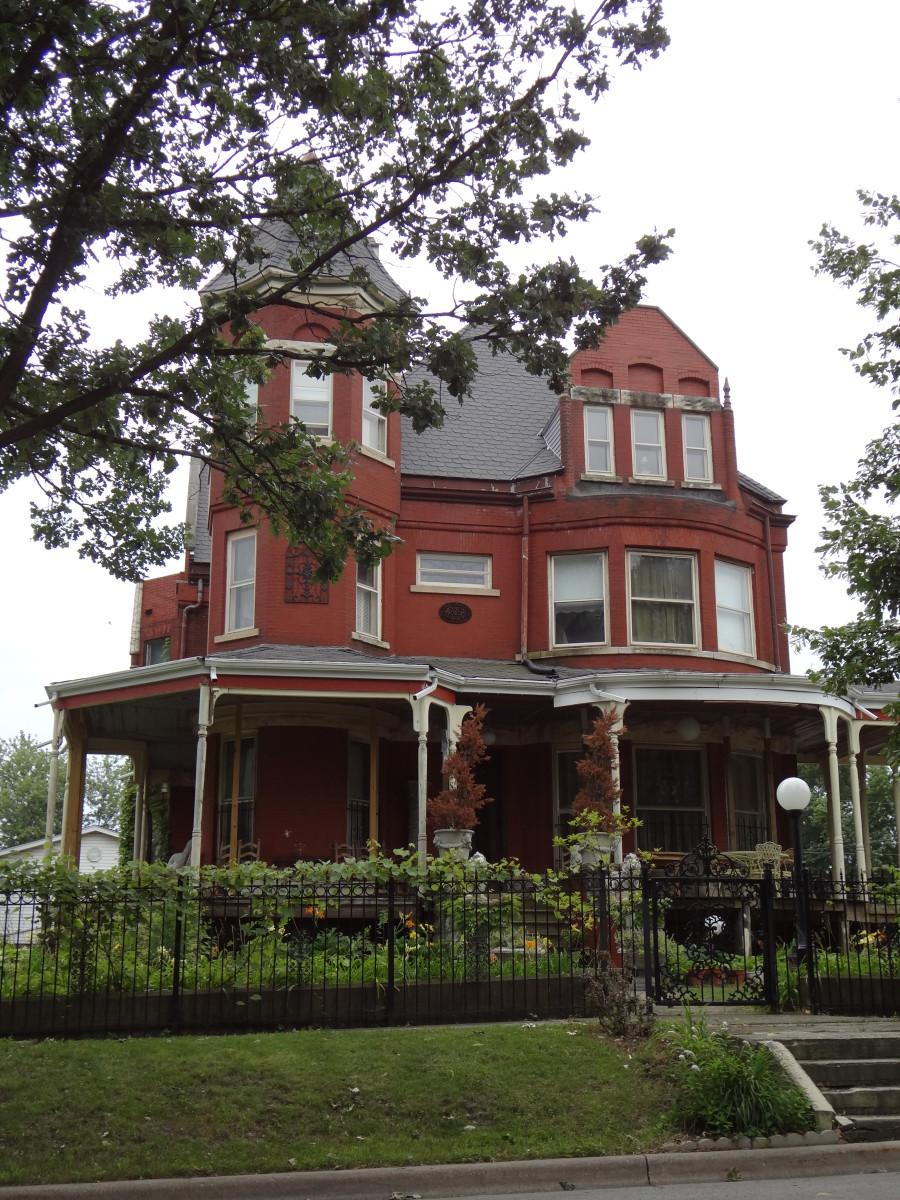 A.J. Bates House