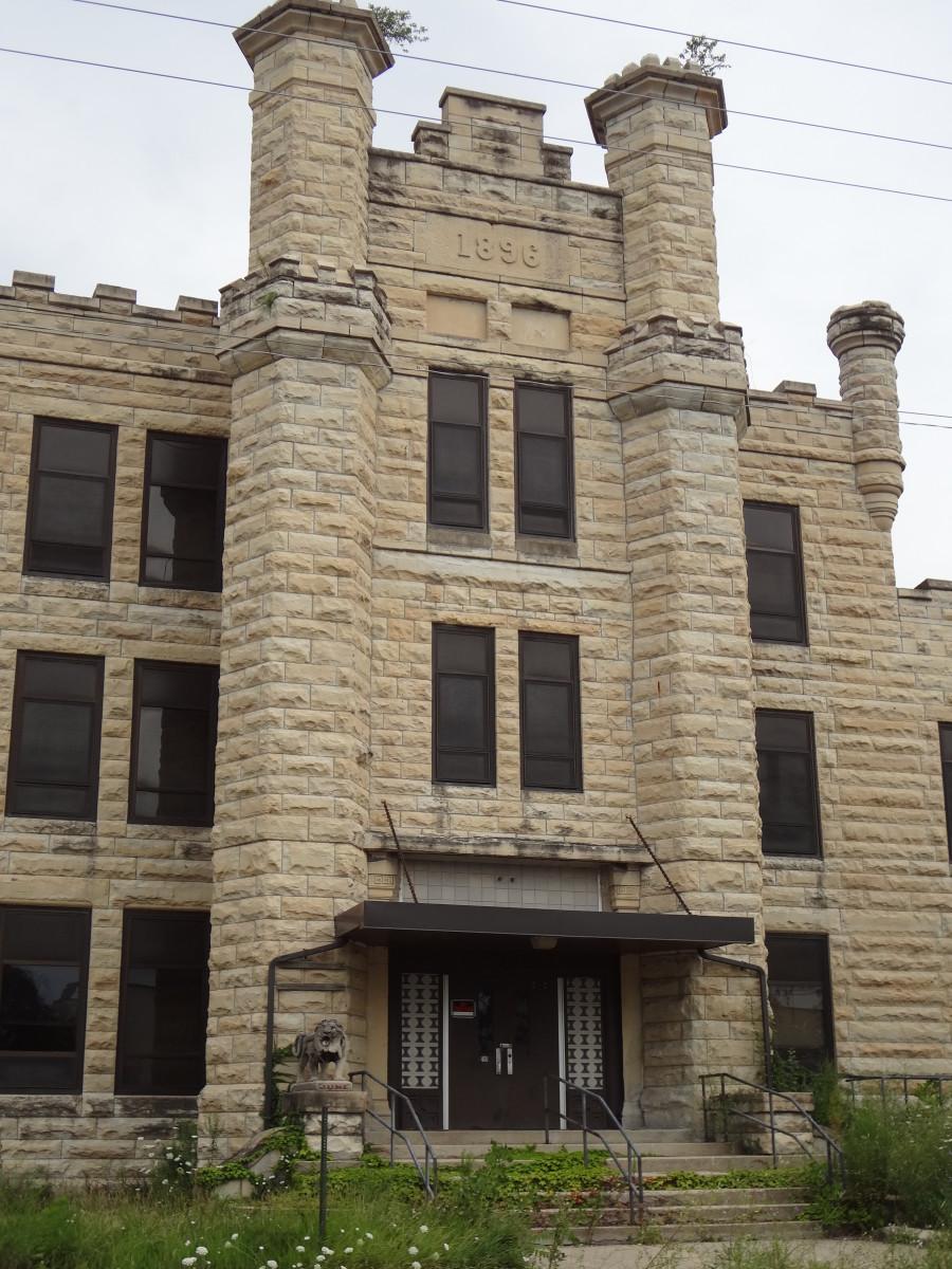 Joliet Prison-Women's Prison Building