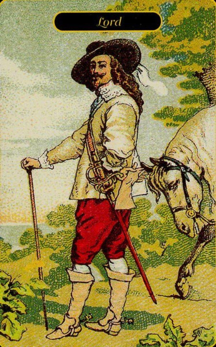 Lord Tarot Card