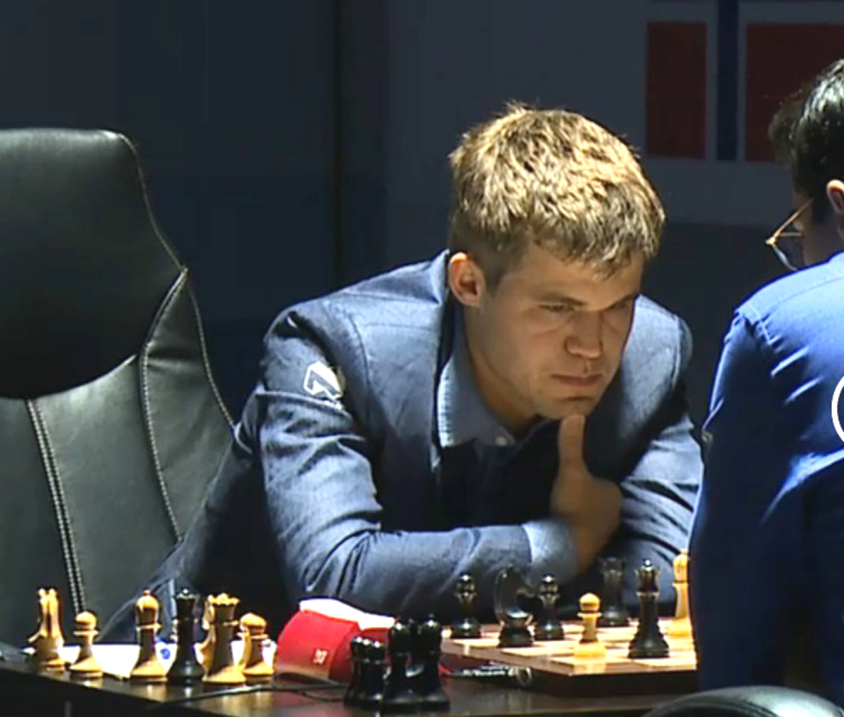 "Current world champion of chess, grandmaster Magnus Carlsen has been called ""The Mozart of Chess"" but ""Destroyer"" might be more apt."