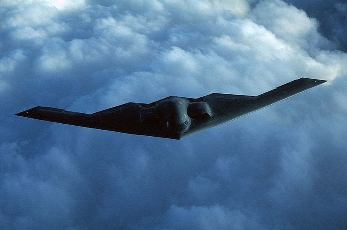 Do sightings of once-classified aircraft like the Stealth Bomber account for many alleged UFO encounters?