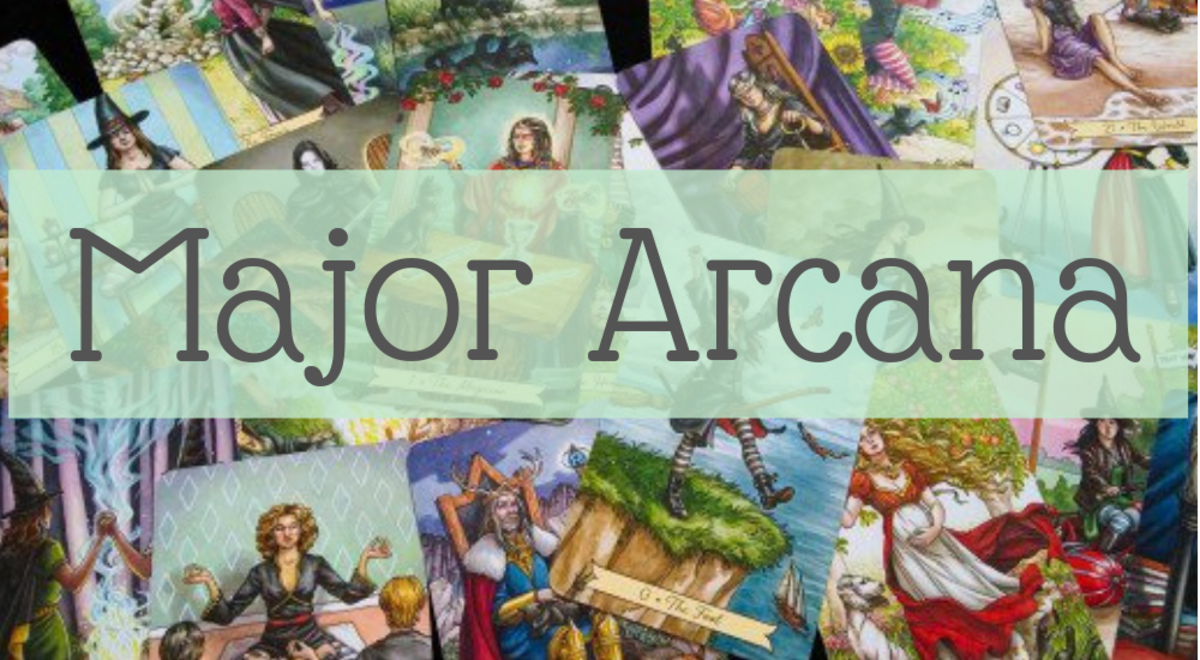 The Everyday Witch Tarot Major Arcana