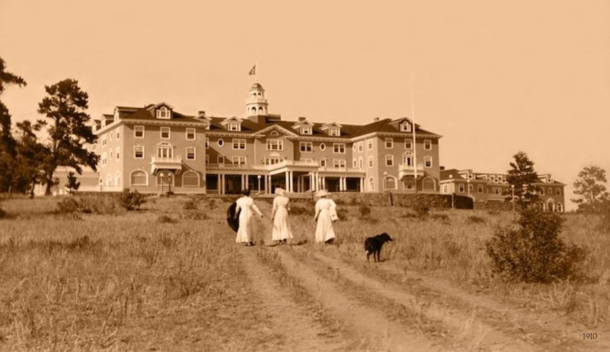 """The Shining"" put the Stanley Hotel back on the map."