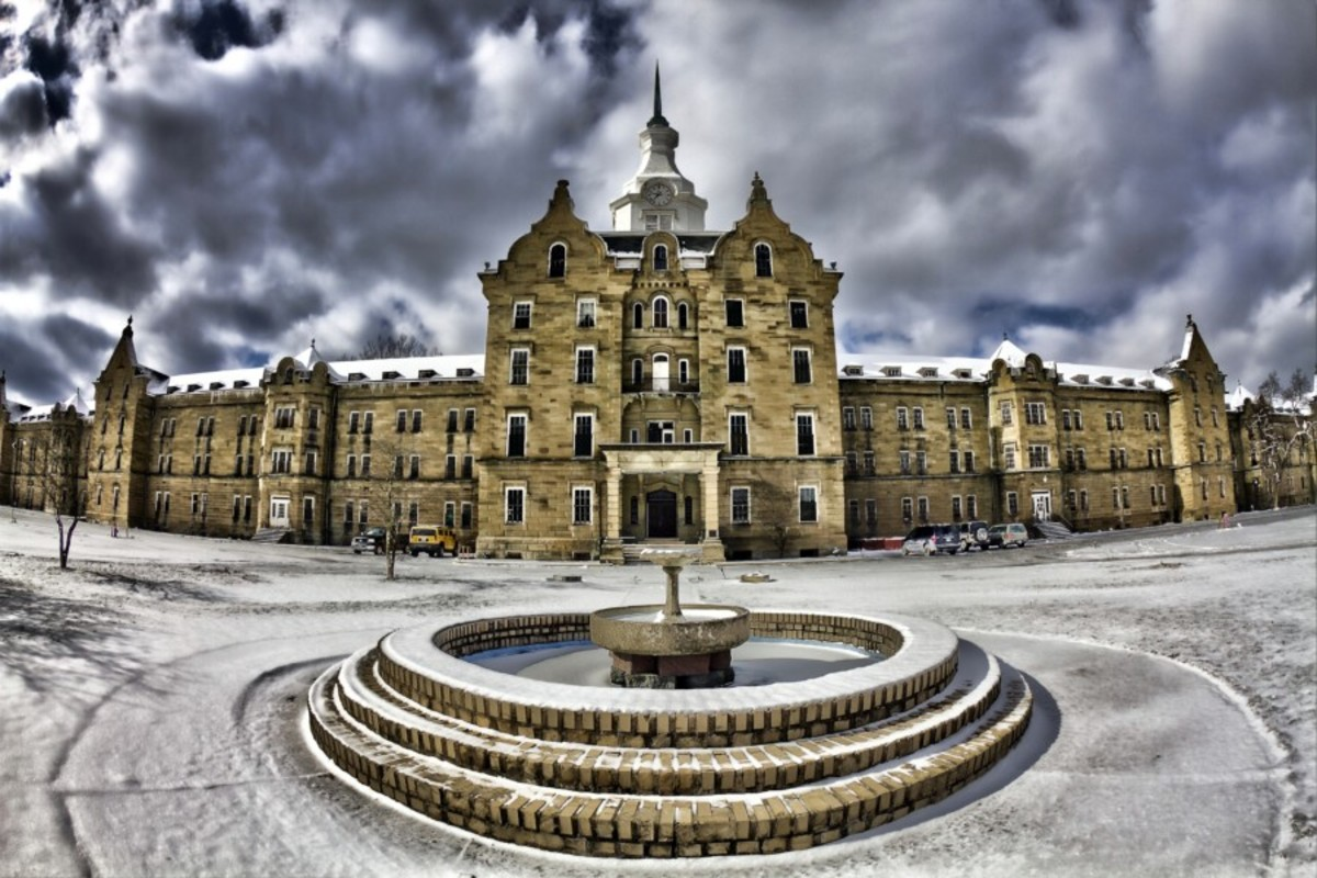 The Trans-Allegheny Lunatic Asylum