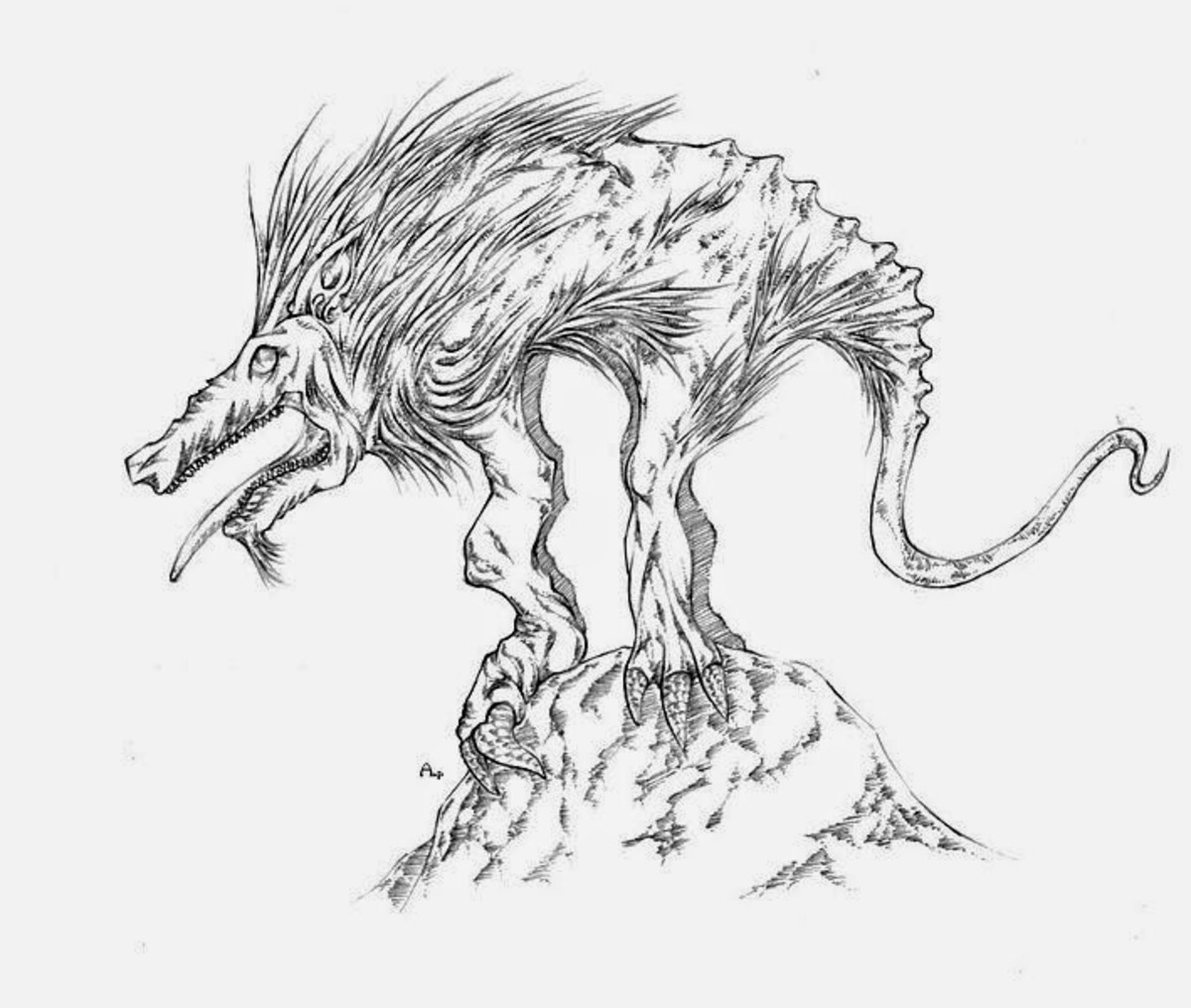 Another depiction of the Grunch.