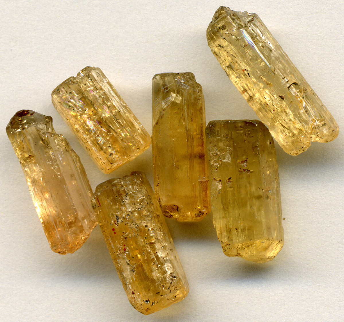 Topaz is a soothing yet motivating crystal to work with.