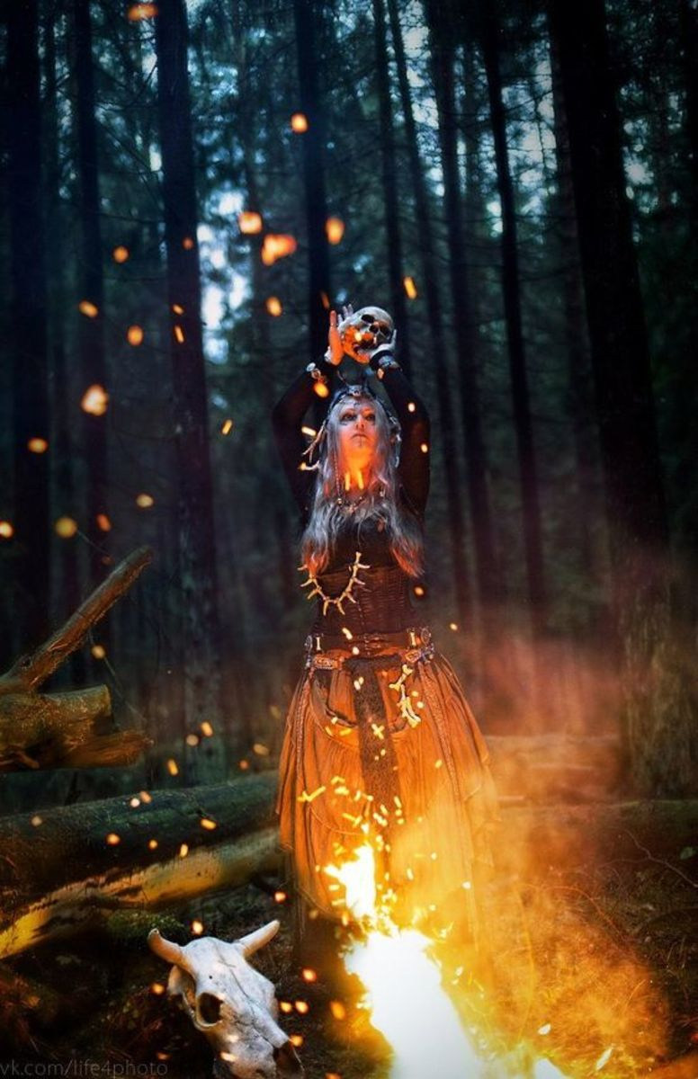 Which Finnish Goddess Are You? | Exemplore