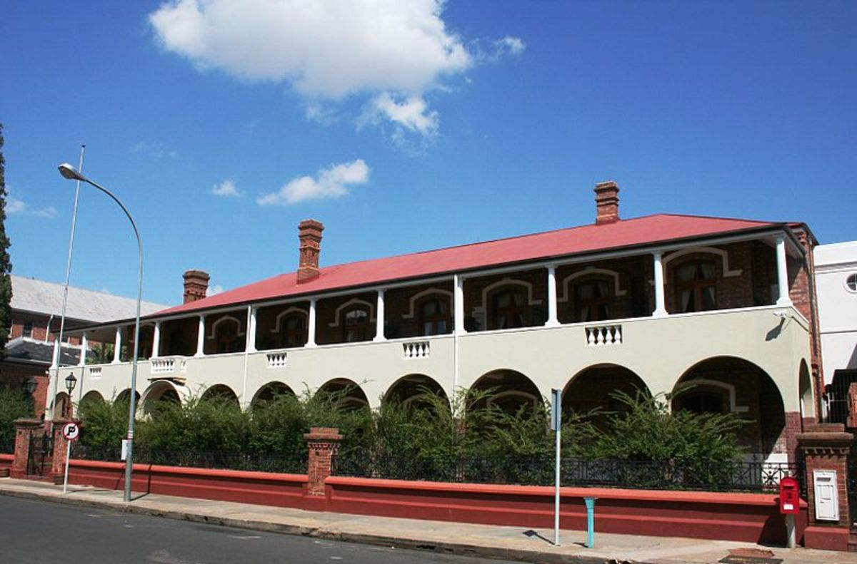 Another protected heritage site, guests can still book a room at the hotel.