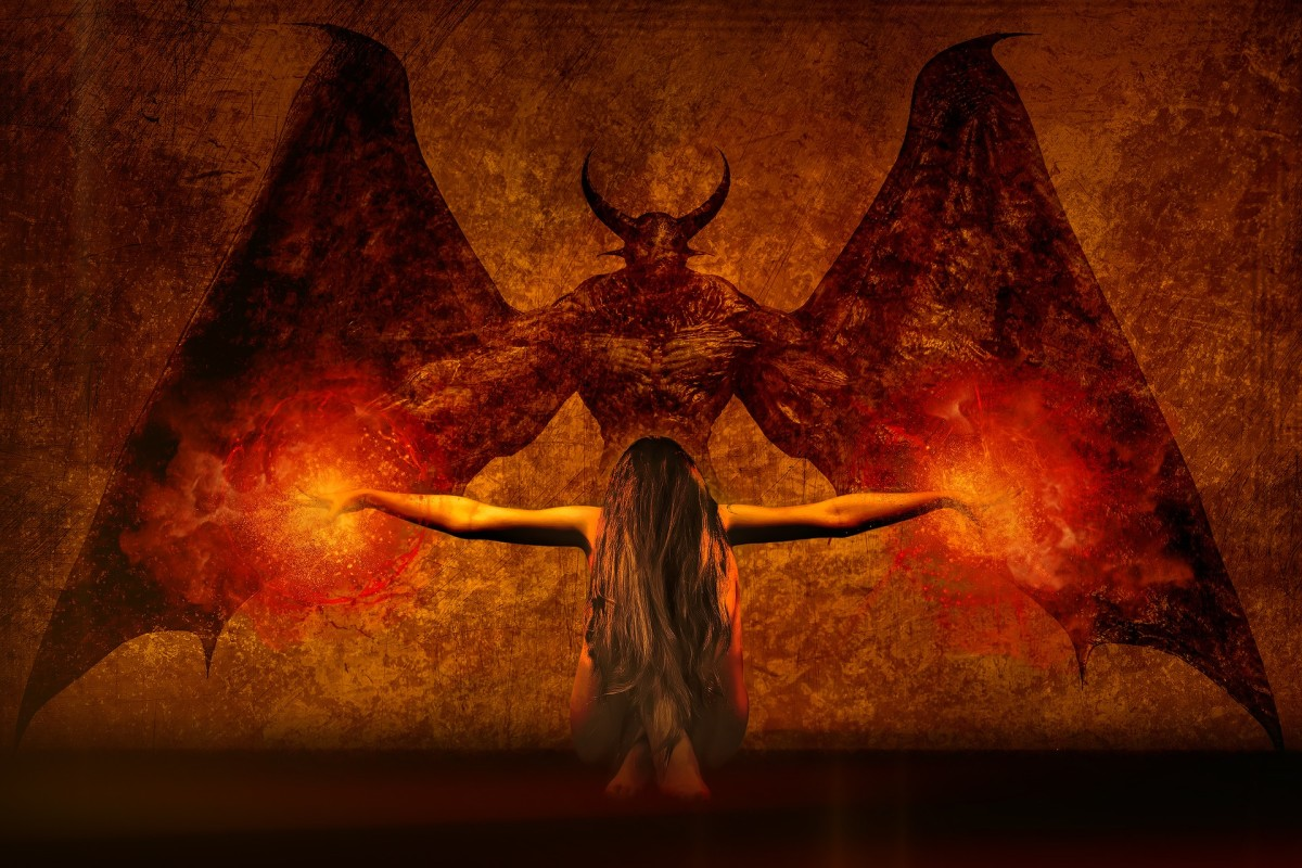 The Types of Dark Forces, Demons, and Spirits That Exist and Attach to People