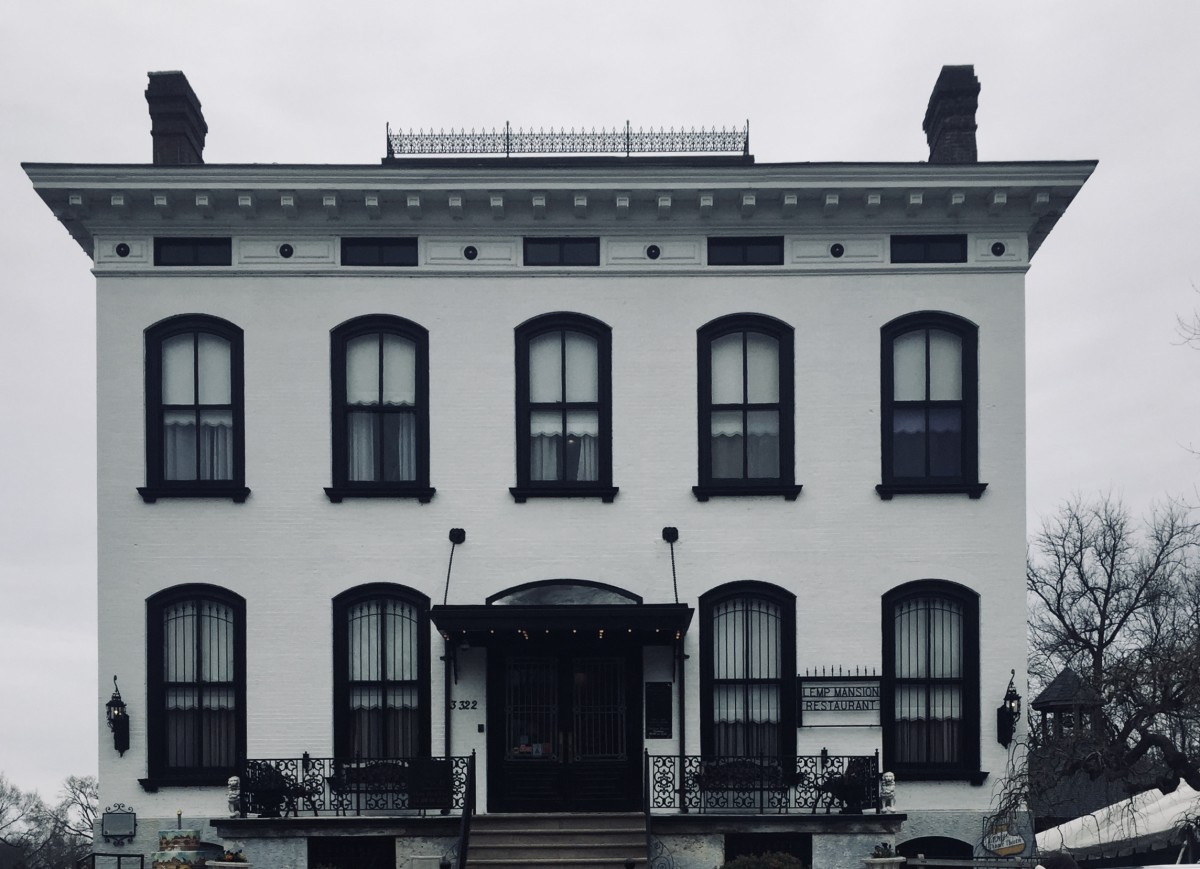 The Lemp Mansion - April 2018