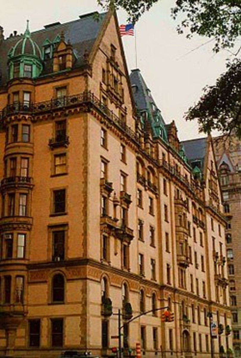 The Dakota, New York