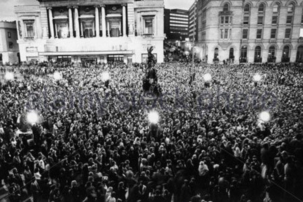 The Vigil for John Lennon