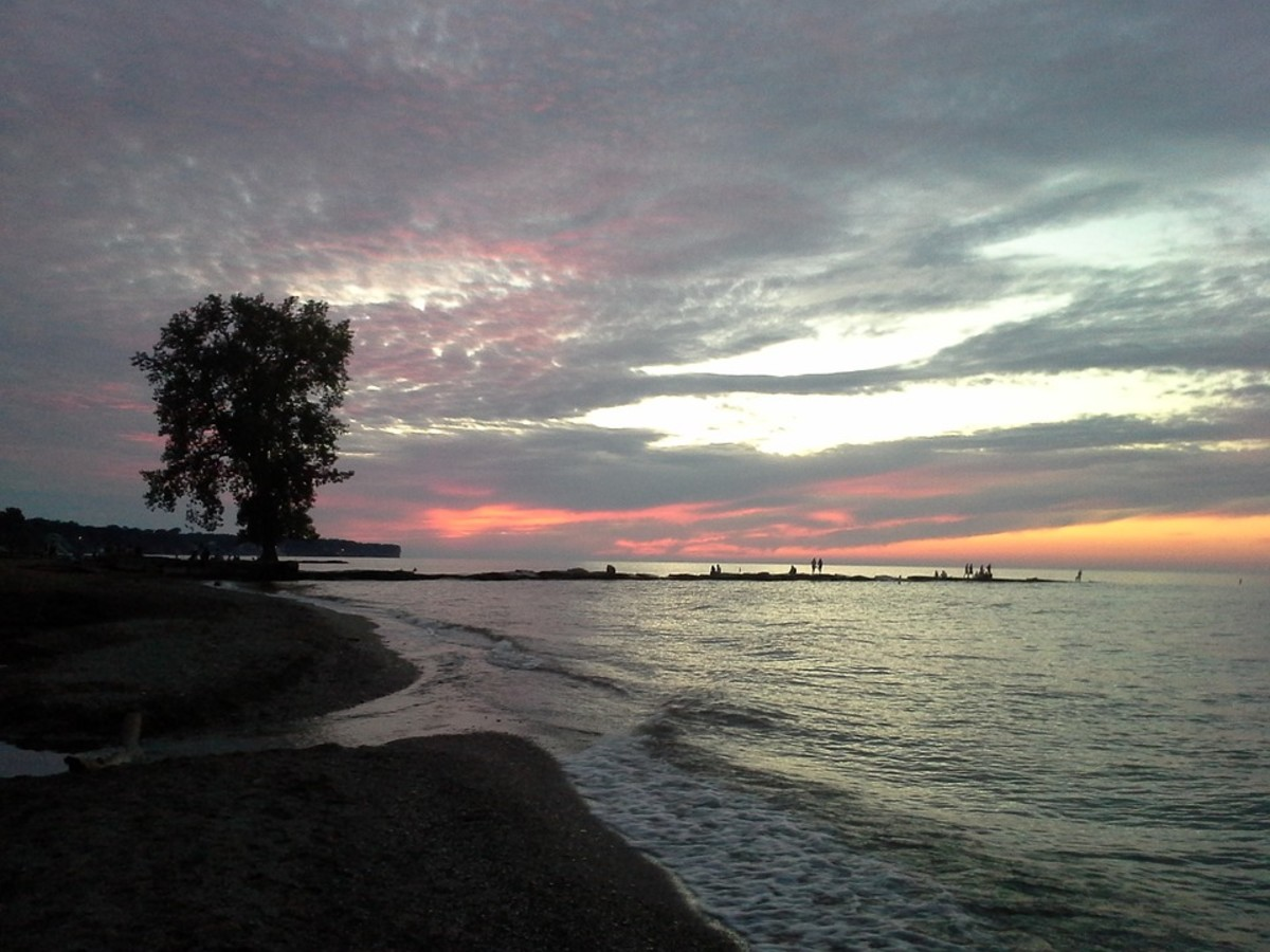 Could there be something mysterious lurking in Lake Erie?