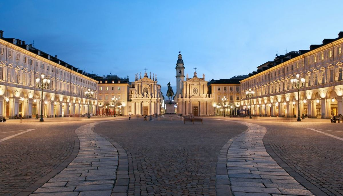 Turin, Italy. Rol's birthplace