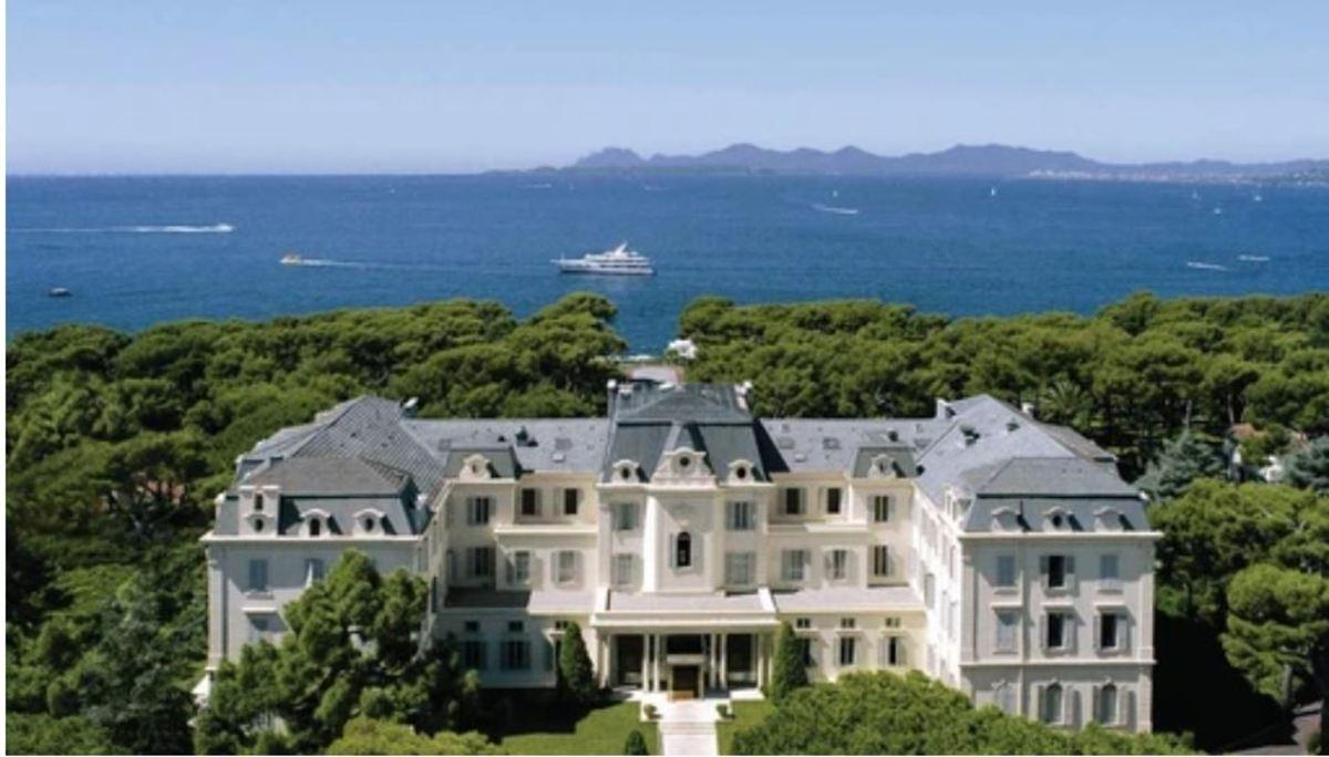 The Hotel du Cap