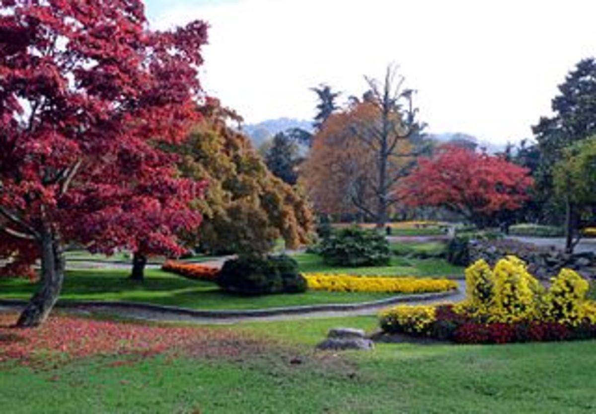 Parco del Valentino, Turin Italy