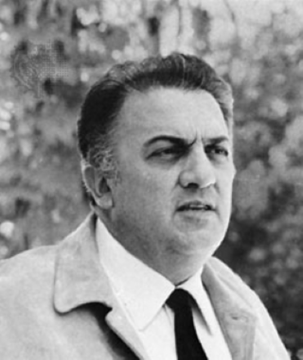 Federico Fellini in the Seventies