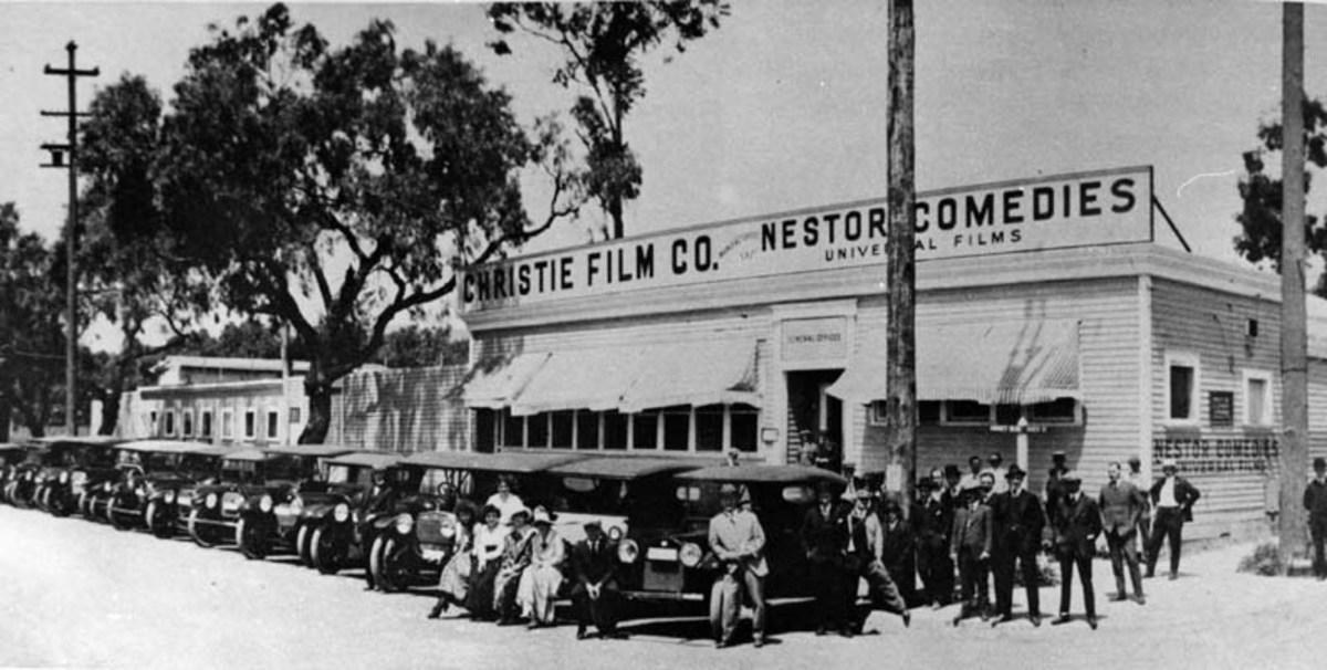 Nestor Studios 1913