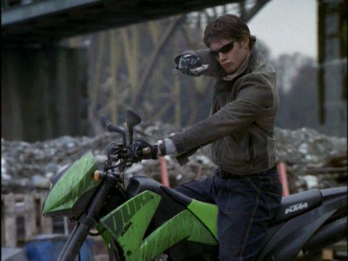 Jensen as Alex X5-494