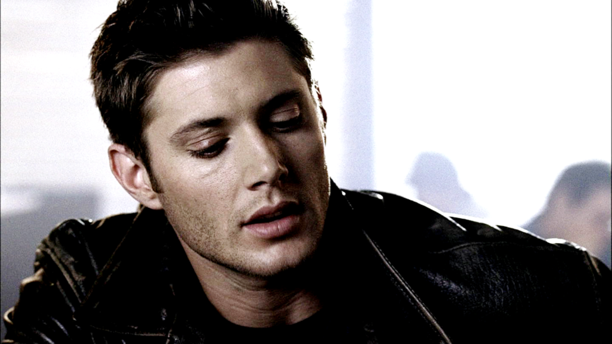 Jensen as Dean Winchester