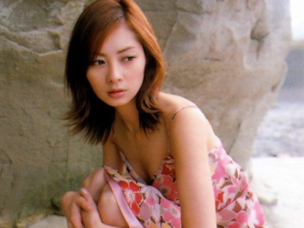 The beautiful Ito Misaki