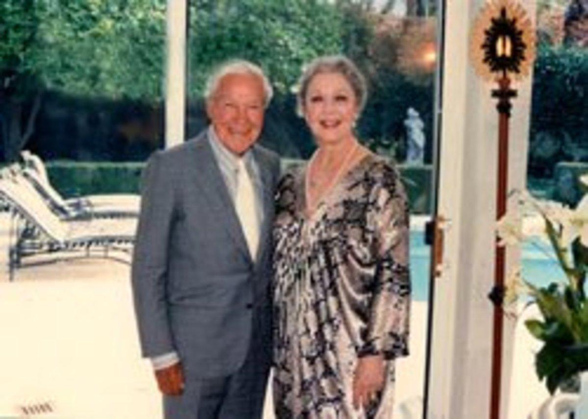 Loretta and Jean Louis