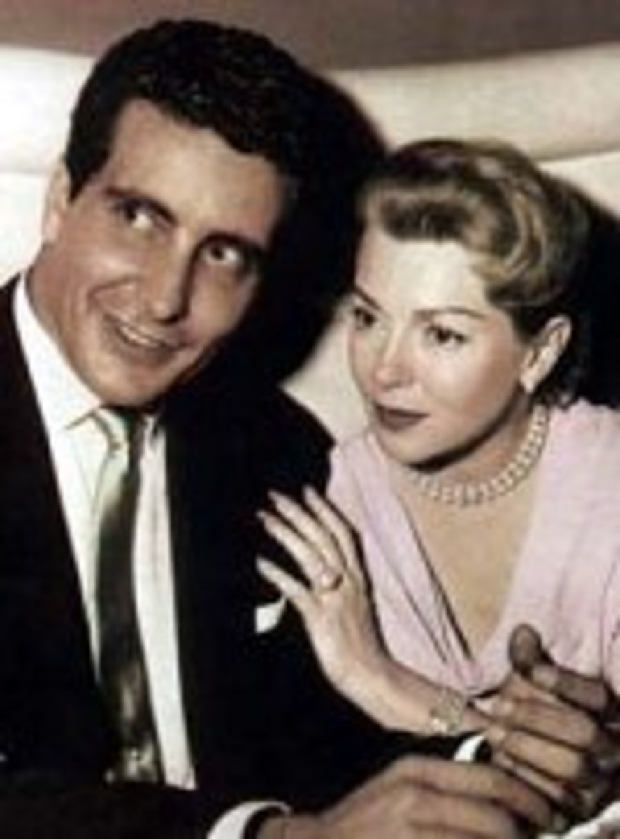 Stompanato with Lana Turner
