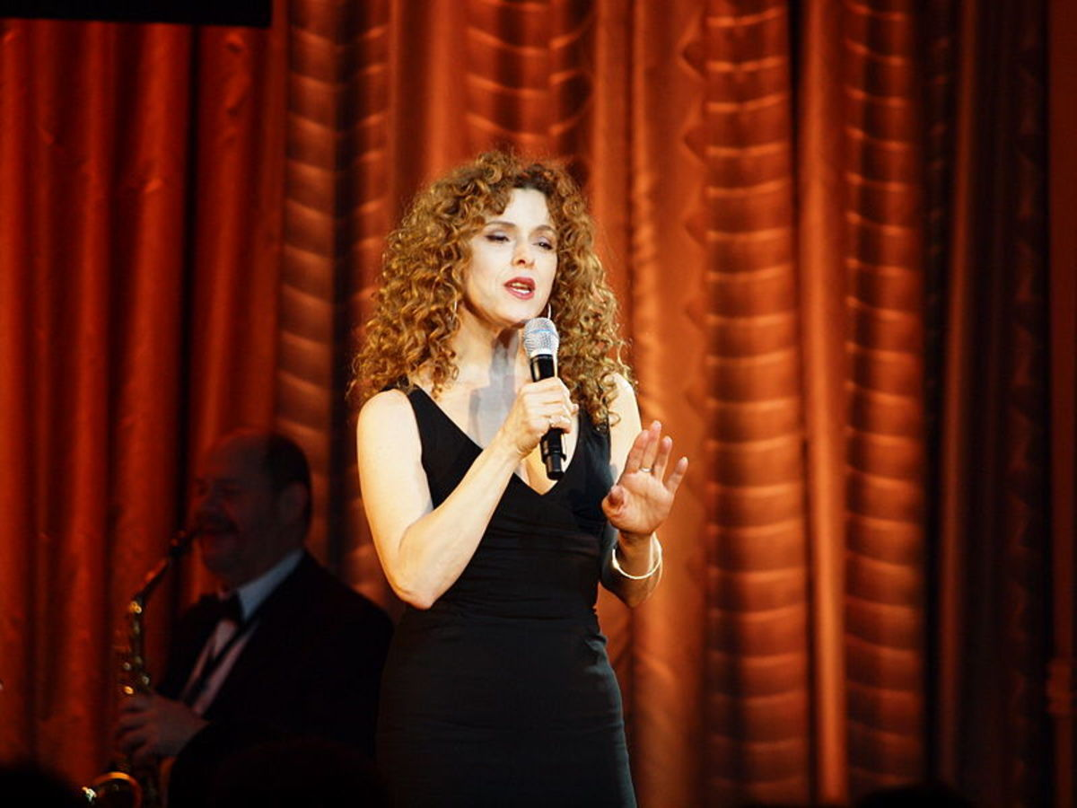 Bernadette Peters in 2010