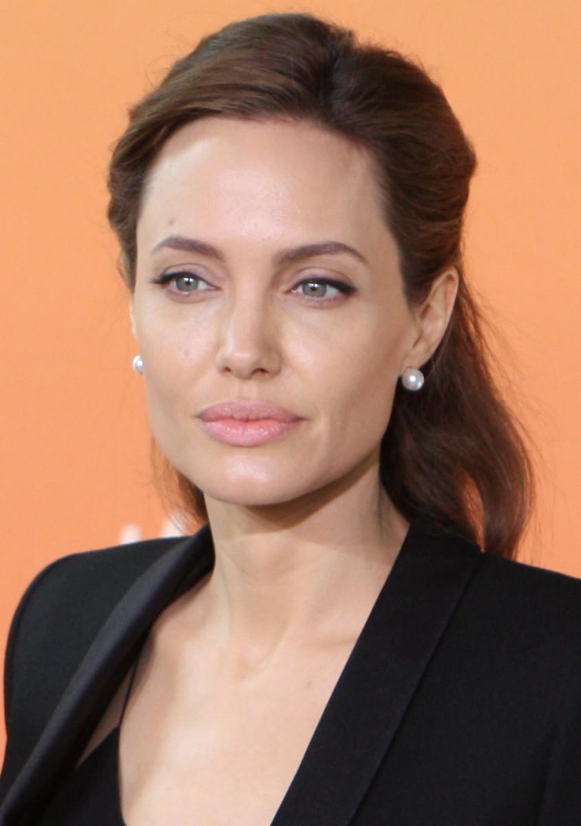 Jolie in 2014