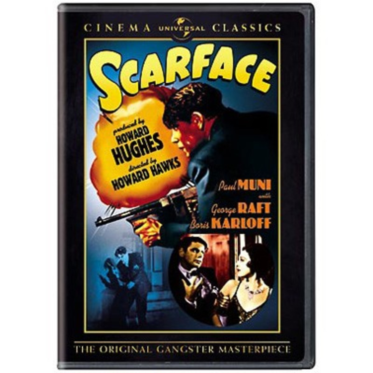 Scarface: The Shame of the Nation