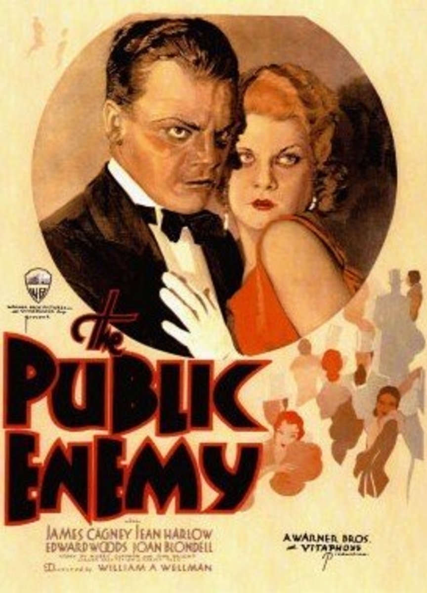 Public Enemy - Gangster Movies of the 1930's and 1940's