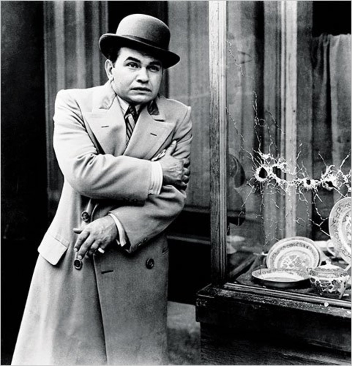 Little Caesar - Gangster Movies of the 1930's and 1940's