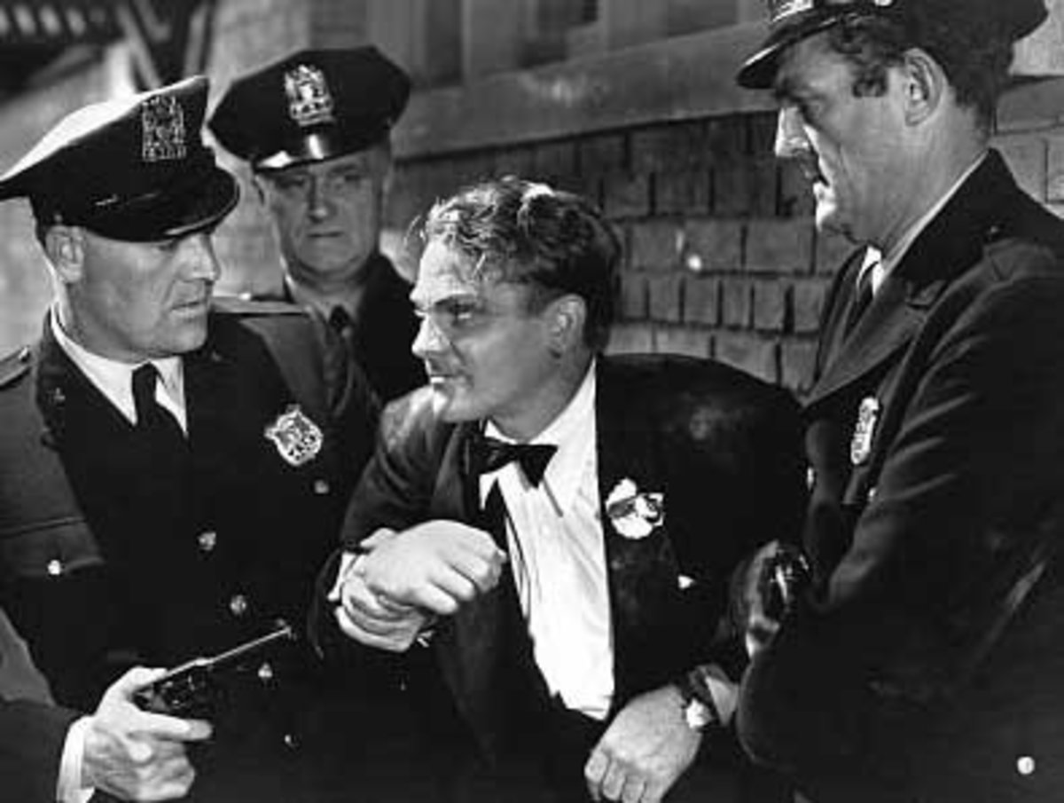 The Roaring Twenties - Gangster Movies of the 1930's and 1940's