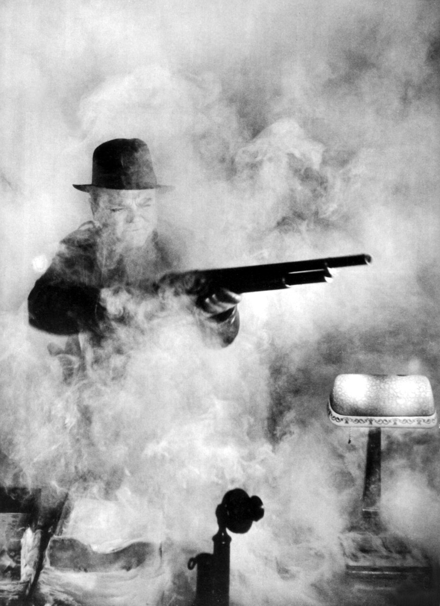 White Heat - Gangster Movies of the 1930's and 1940's