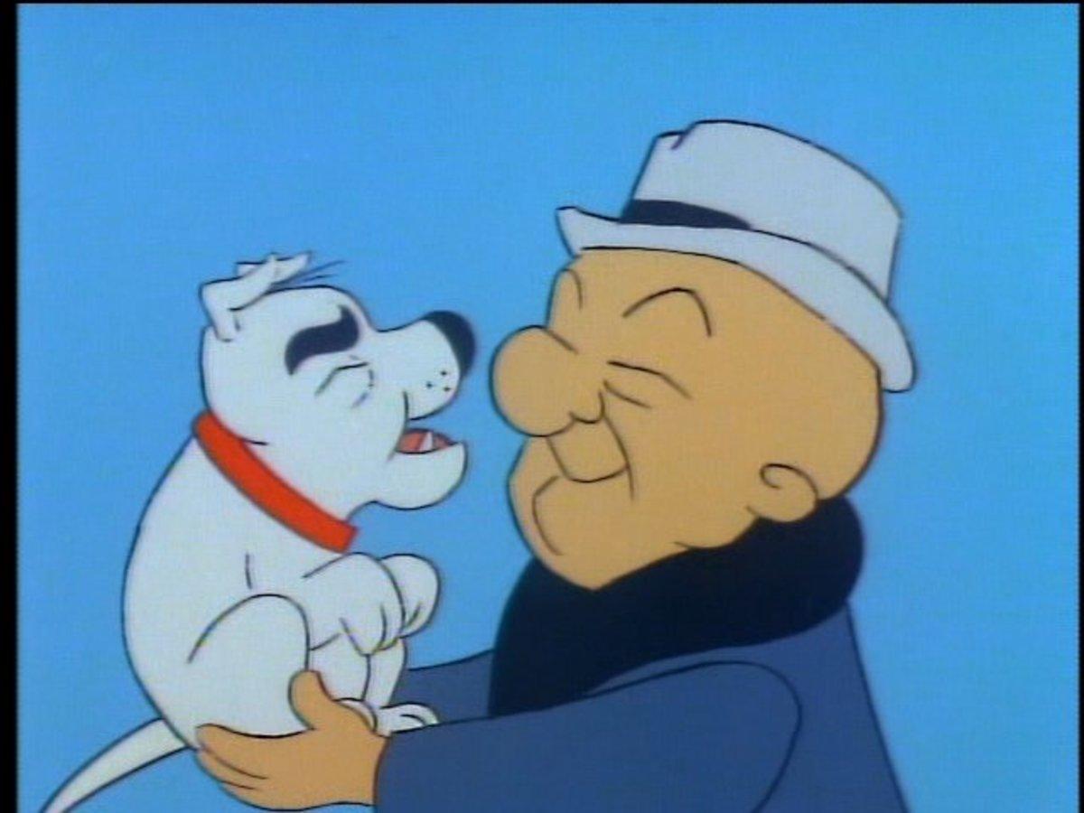 Top Ten tv Cartoon Characters