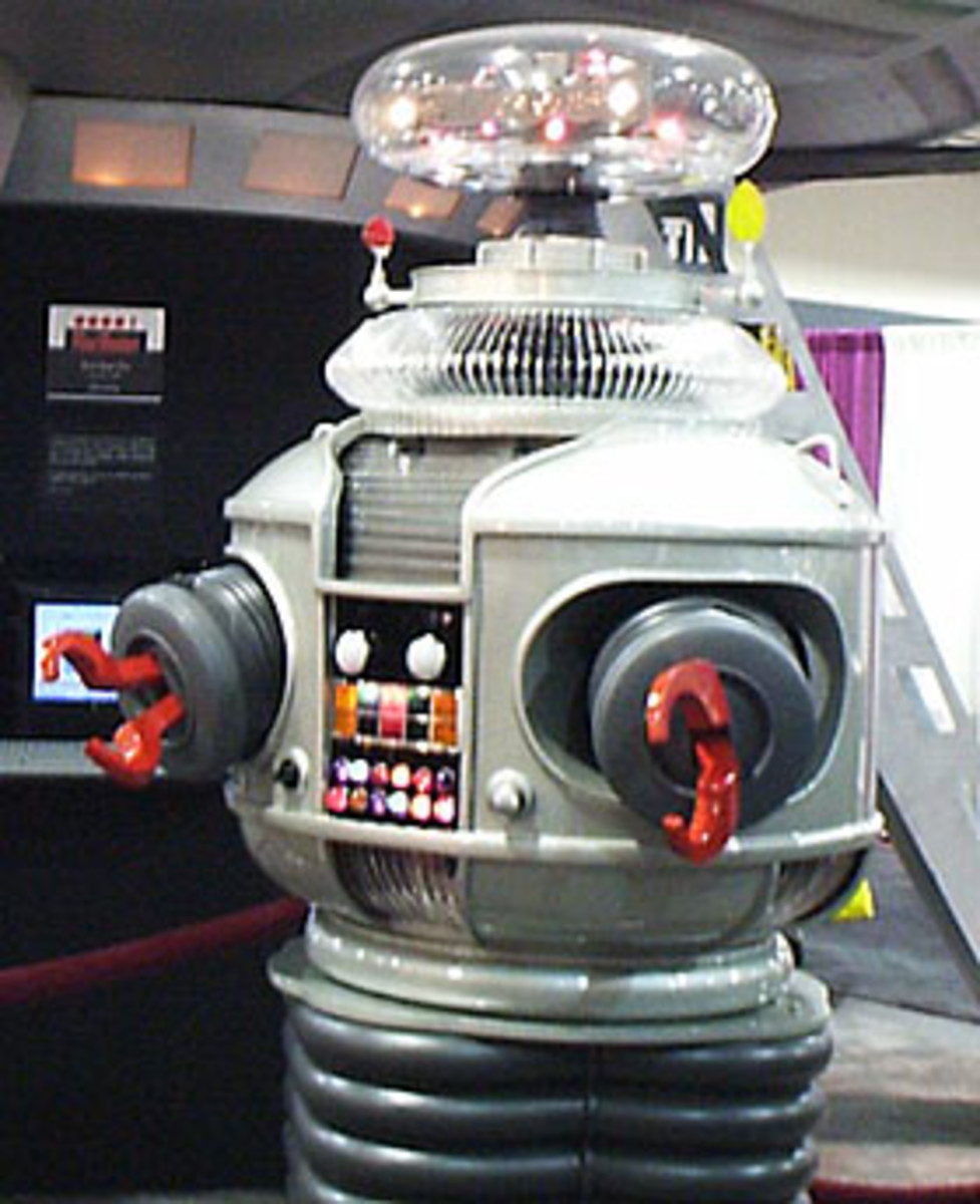 "The ""Environmental Control"" Robot"