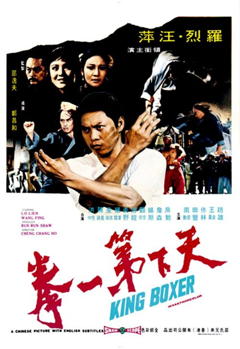 Ten Shaw Brothers Movies Any Kung Fu Movie Fan Must See
