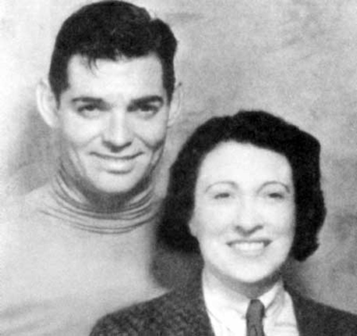 Gable with Ria Langham