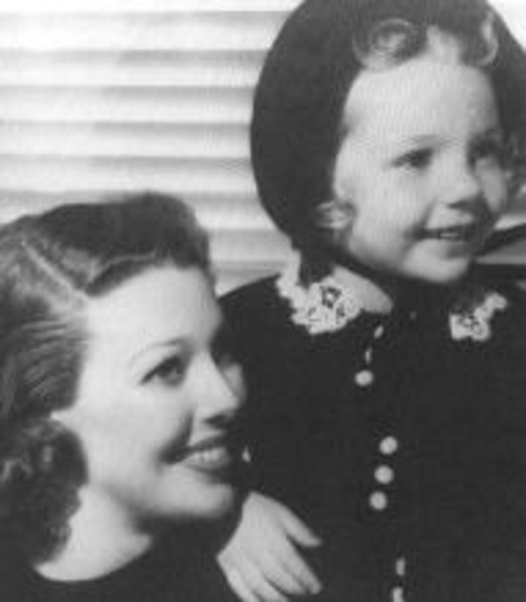 Loretta and Judy