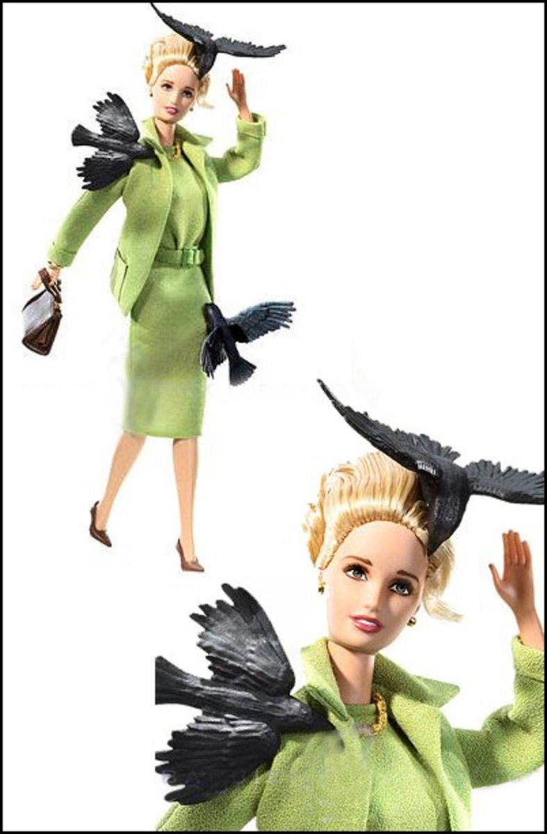 Only a true fashion icon has a Barbie doll made in her likeness!