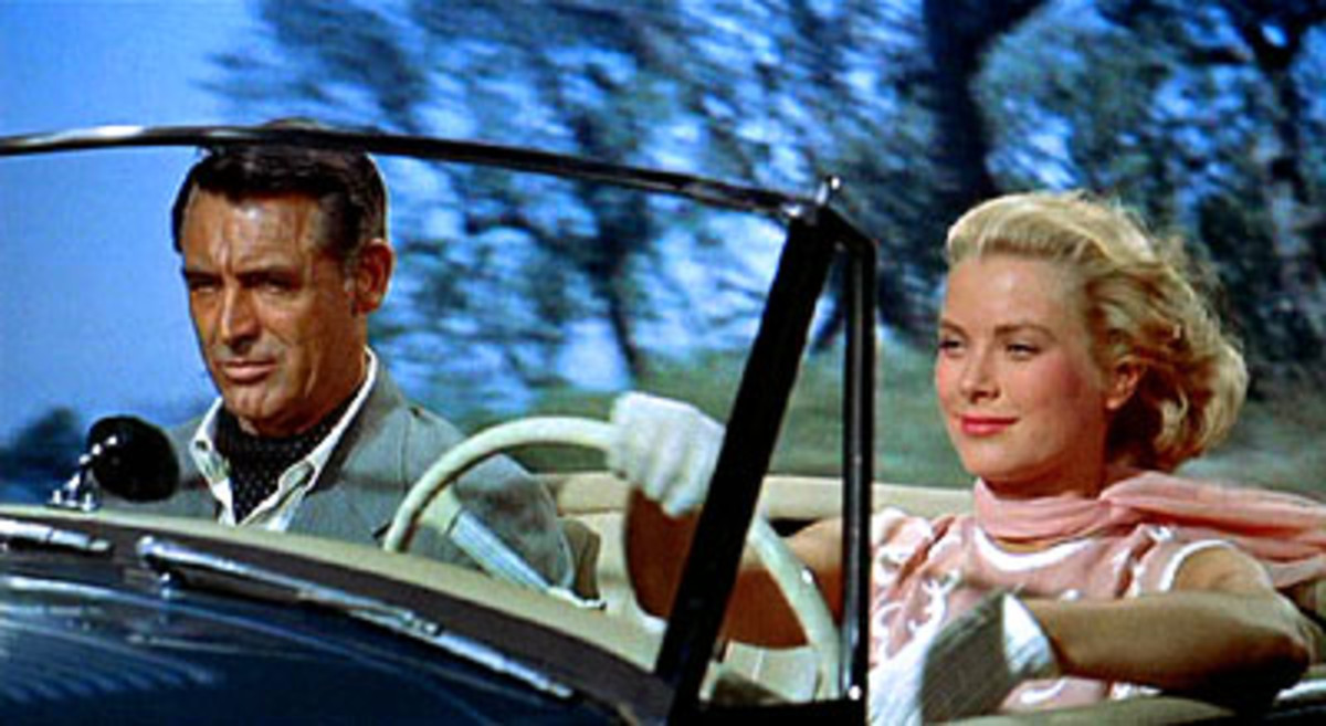 Kelly's co-star Cary Grant said she was his favorite leading lady.