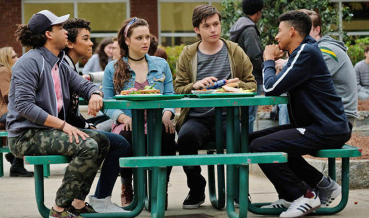 "Scene from ""Love, Simon"""