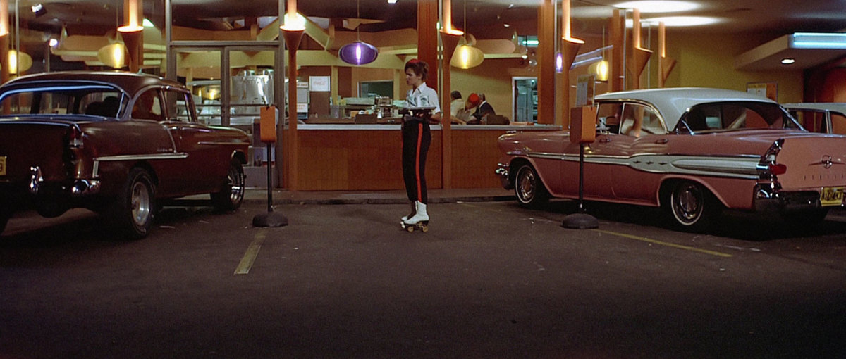 "Scene from ""American Graffiti"""